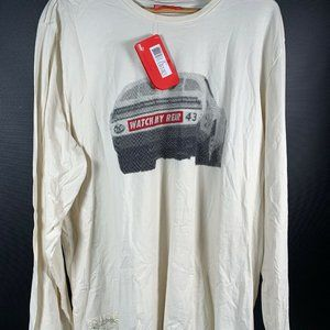 Puma LS Shirt Richard Petty Watch My Rear STP 43